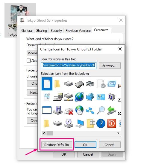 Cara Mengganti Icon Folder Komputer atau Laptop