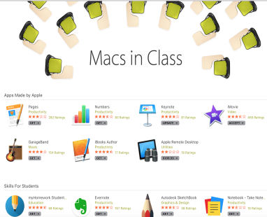 A New Compilation of Educational Mac Apps for Teachers – Oh