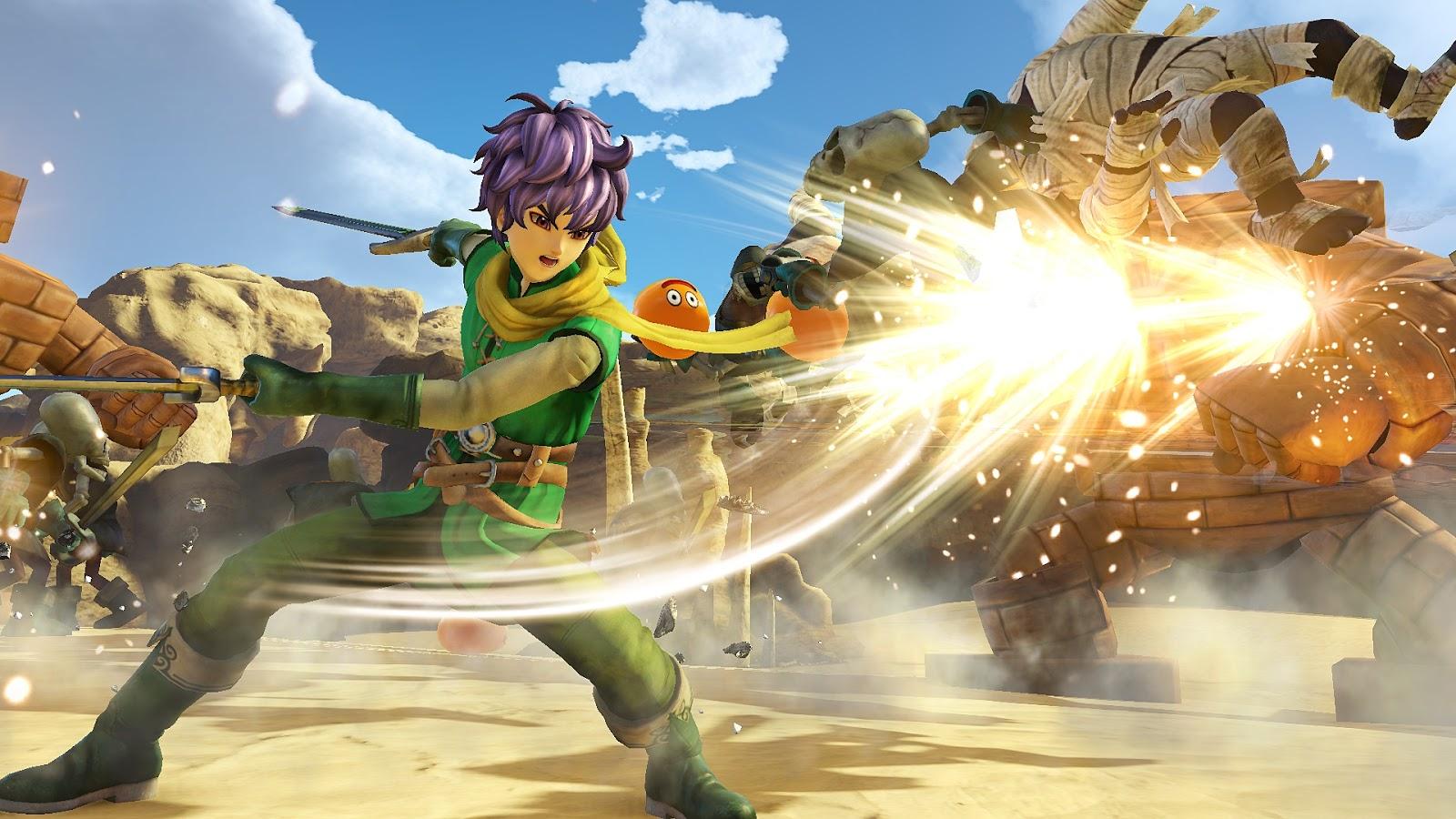 Dragon Quest Heroes II PC ESPAÑOL (CODEX) 3