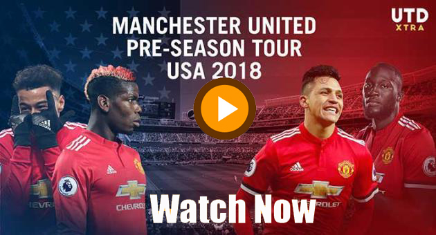 Manchester United Live Stream TV Info