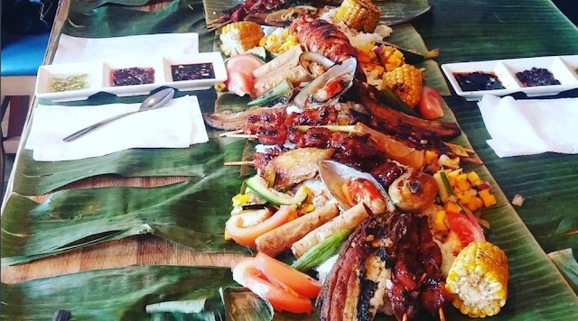 Why set a Guinness world record for boodle fight?