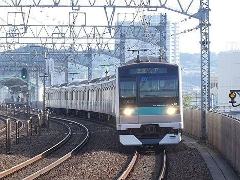 【ダイヤ改正で新登場!】E233系2000番台の準急 松戸行き