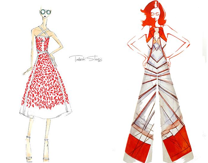 Ms Fabulous Nyfw Spring 2017 Preview Fashion Designer Sketches