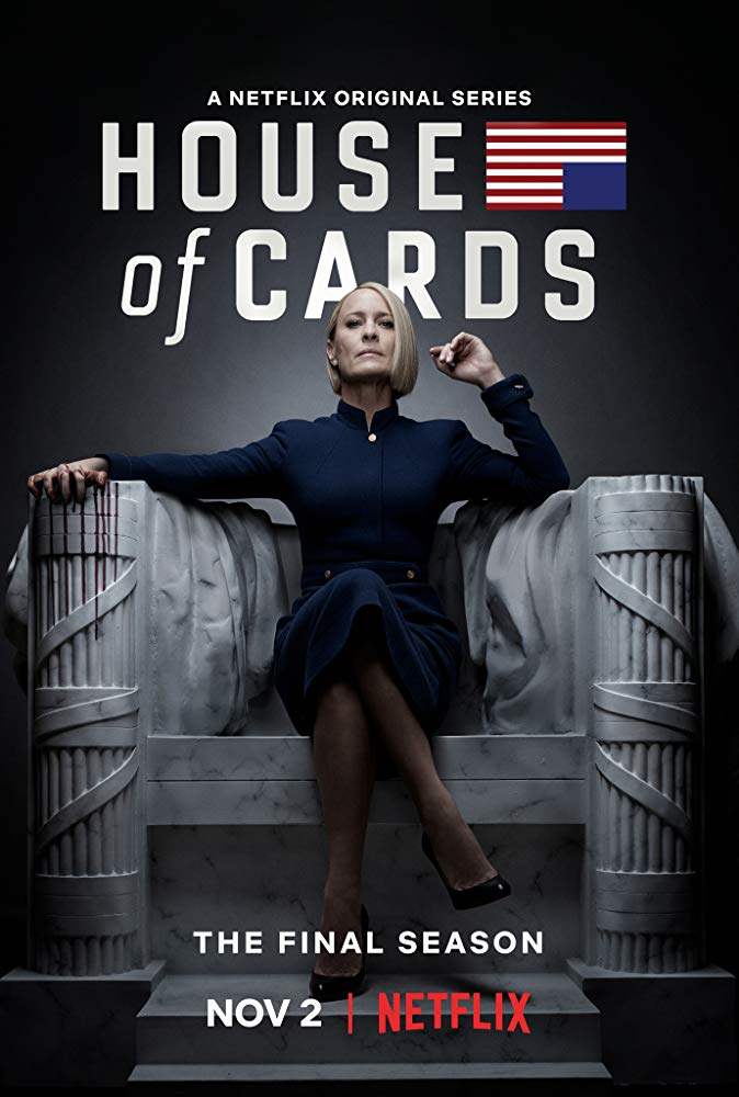House of Cards Temporada 6 1080p Dual Latino/Ingles