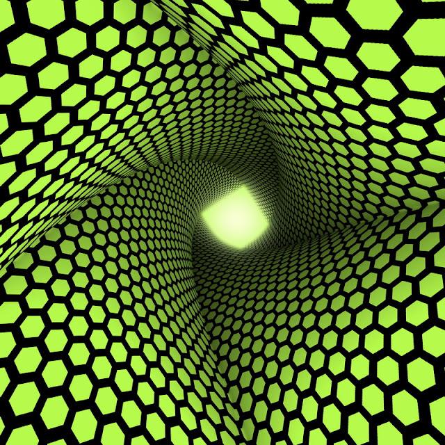 Tấm xuyên sáng 3D