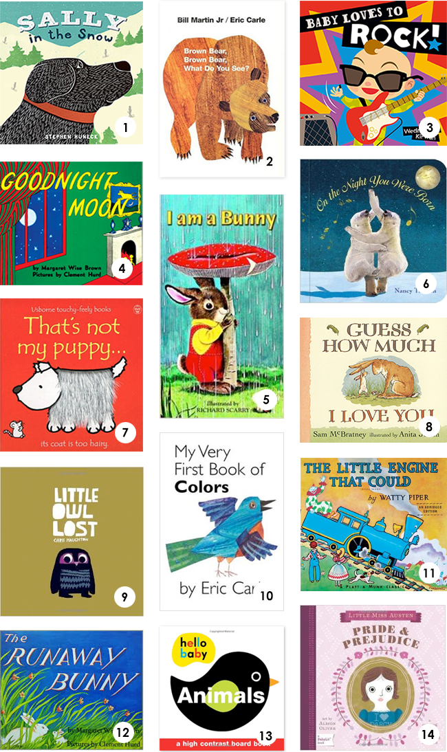 The Best Books for Toddlers // Bubby and Bean