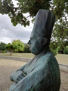 Immagine Statua Parco Museo Quinto Martini