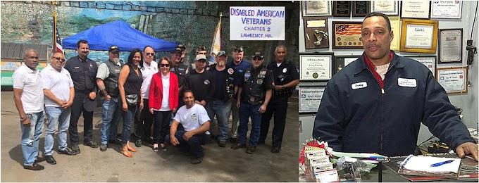Consulado de RD en Boston apoya ayudas y desarrollo educativo a veteranos discapacitados