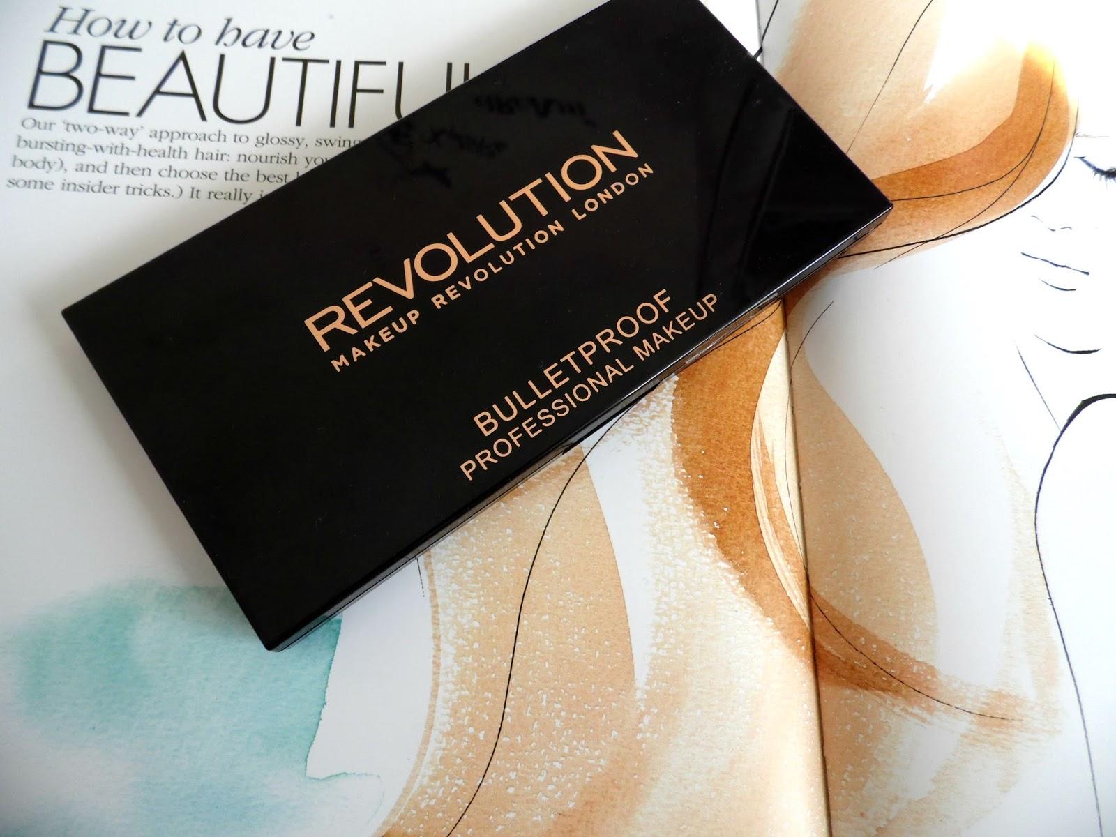 Makeup Revolution Brow Palette