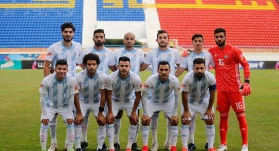 مشاهدة مباراة بيراميدز واف سي مصر