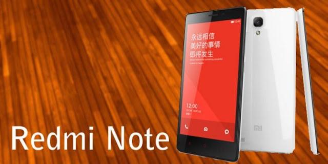 hp Xiaomi Redmi Note