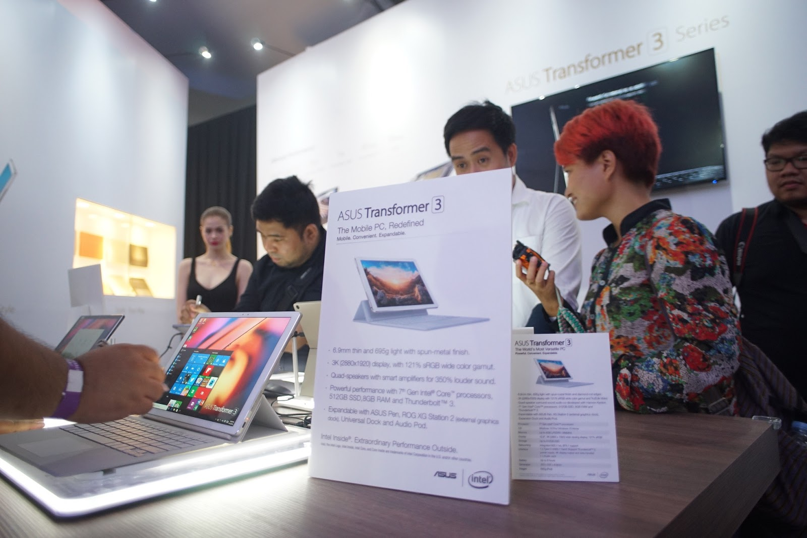 Lemon GreenTea: ASUS unveils the complete line-up of the
