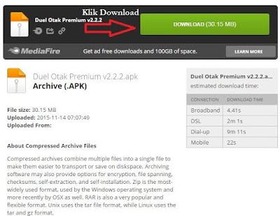 Download Duel Otak Premium Gratis