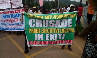Arsmgate: Groups say Fayose must resign