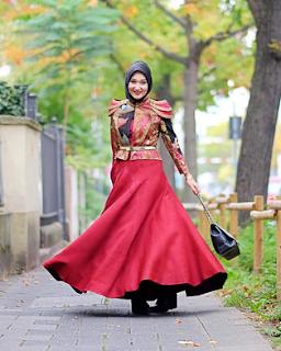 Kreasi Terbaru Busana Muslim Ratu Alaidrous Update