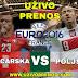 Euro2016: Švajcarska - Poljska LIVESTREAM