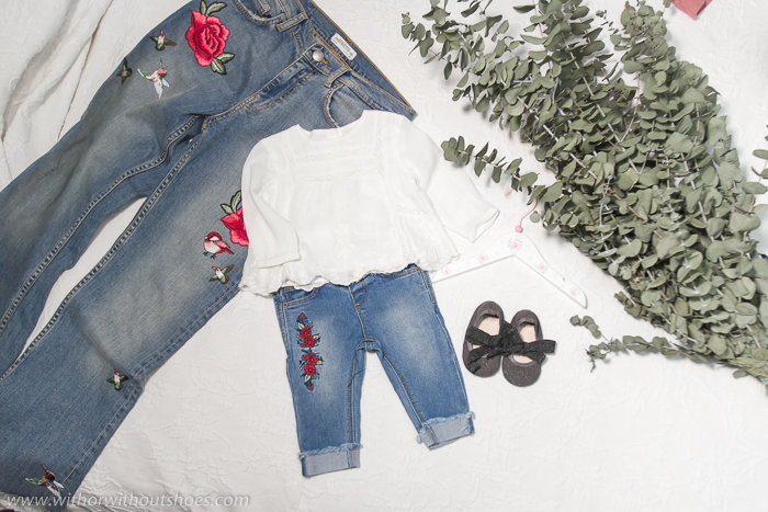 Vestir bebe a la moda - Niña