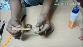 Kerajinan Batok Kelapa