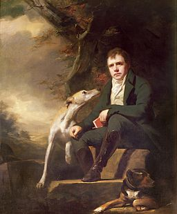 Walter Scott by Henry Raeburn