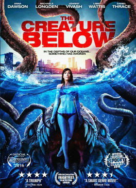 Filme Poster The Creature Below