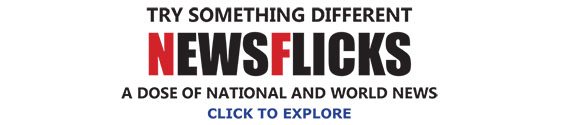 NewsFlicks offers a dose of interesting articles from across the nation and around the world, along with links to the latest news in technology and gadgets.