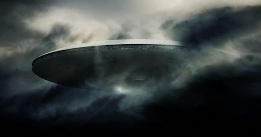Witnesses Watch UFO Emerge From Cloud Over Up State New York