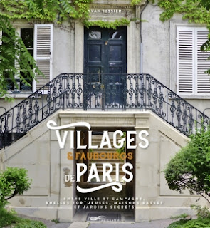 Villages et faubourgs de Paris par  Yvan Tessier chez parigramme