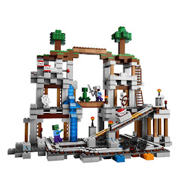Minecraft The Mine Lego Set