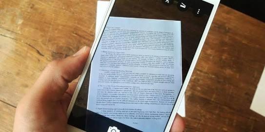 Cara Menscan Dokumen atau Tulisan Tangan Menggunakan SmartPhone