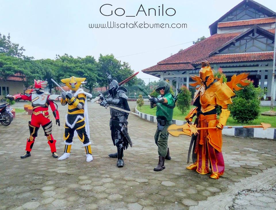 Go_Anilo, Go Anilo