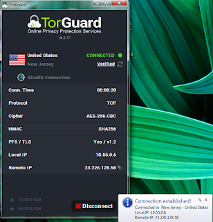 TorGuard Pc review