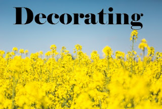 Decorating Projects