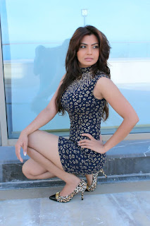 Sandeepa Virk Spicy Portfolio Shoot Stunning Shorts and Tight Western Casuals Fashion