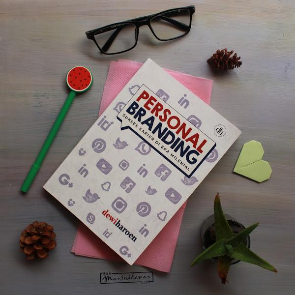BLOGTOUR Buku Personal Branding – Dewiharoen [Review + Giveaway]
