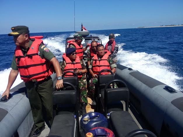 Panglima TNI : TNI Menjaga Pulau Terluar Adalah Kebanggaan