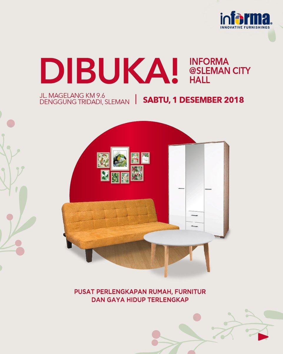 Informa - Promo Opening Informa Semarang City Hall (s.d 02 Des 2018)