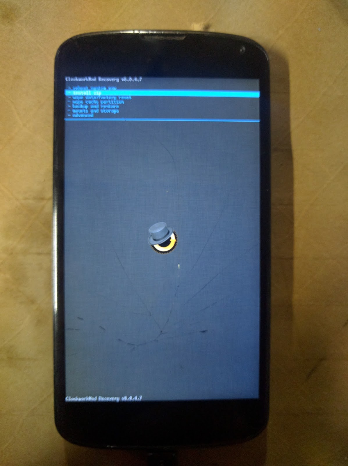 Undocumented Code: Rooting a Broken Android Phone