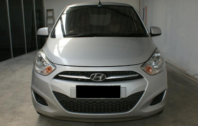 Eksterior Hyundai i10 Facelift