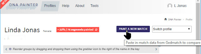Paint a match