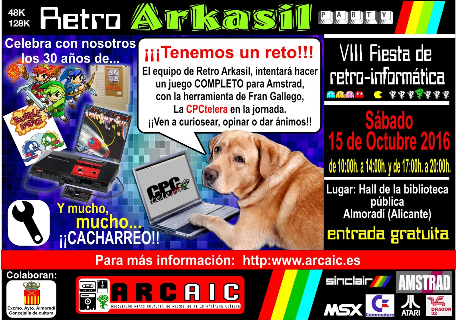 RETRO ARKASIL PARTY VIII - 2016 RETRO%2BARKASIL%2BPARTY%2B2016