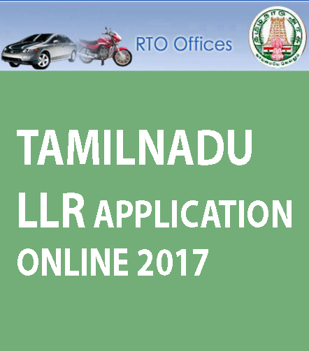 www.tnsta.gov.in Tamilnadu Transport Driving Licence Apply Online