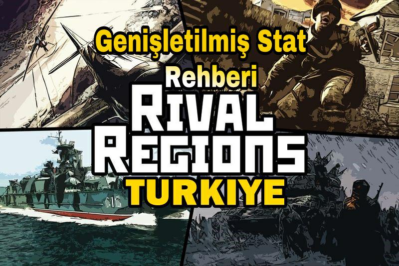 Rival Regions Genişletilmiş Stat Rehberi