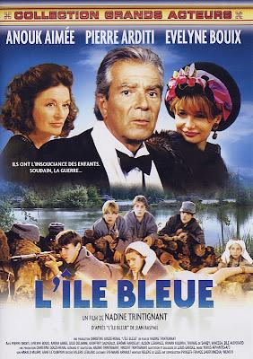 Голубой остров / L'Ile bleue. 2001.