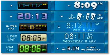 http://www.aluth.com/2015/12/free-desktop-clock.html