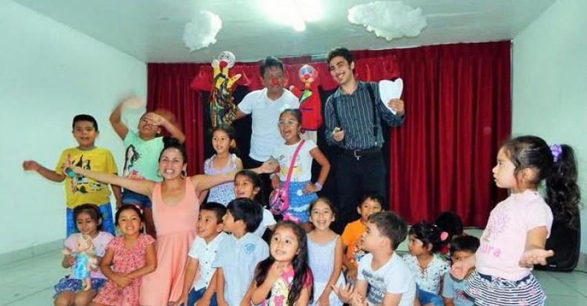 Encuentro de Títeres para escolares se realizará en Lima del 13 al 16 de noviembre
