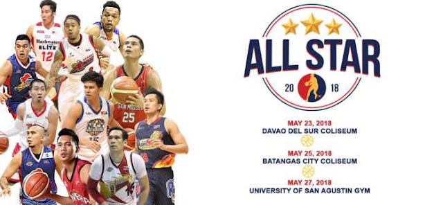 2018 PBA All Star Week Schedule, Participants and Roster