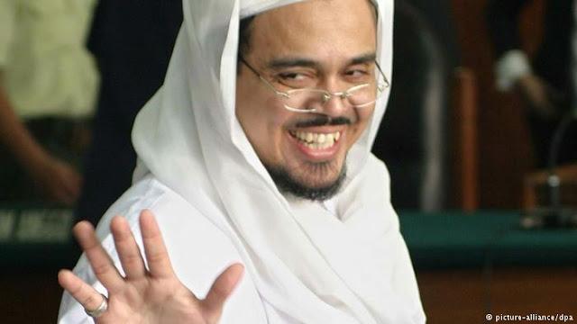 Jubir FPI Klaim Rizieq Shihab Siap Maju Pilpres Andai Diminta Umat, Partai 'Koalisi 212' Tanggapi Dingin Begini ....