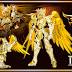 Fotos finais do Cloth Myth EX de Saga com Armadura Divina!