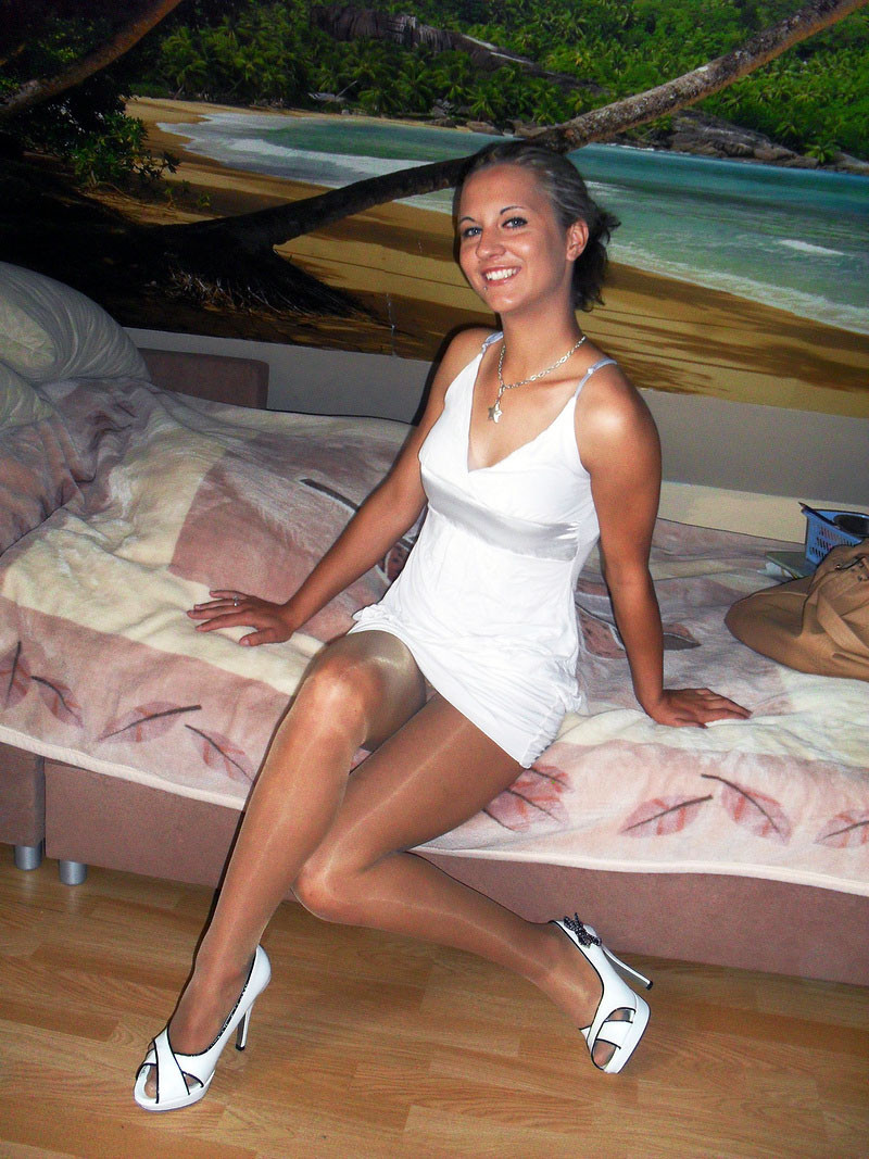 Pantyhose And Teen Pantyhose Legs 117