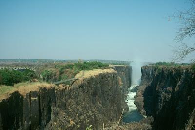 Zimbabwe, Zambia, Victoria Falls